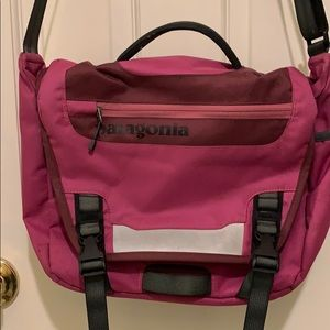 Pink Patagonia Shoulder Bag